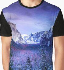 Yosemite Graphic T-Shirt