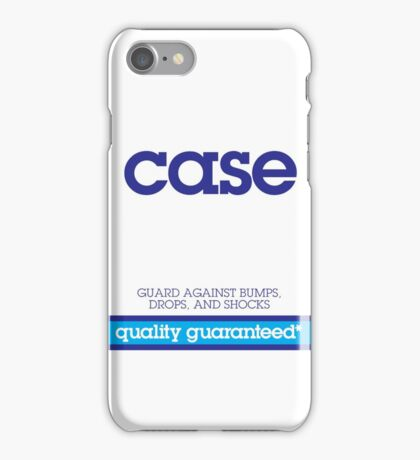 Generic Products iPhone Case/Skin