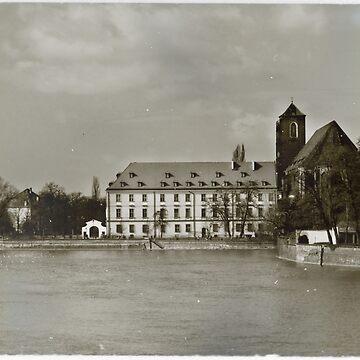 Wrocław 1 by domcia