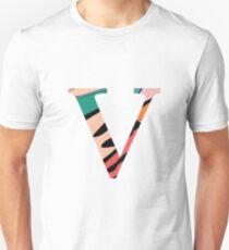 RAINBOW PASTELS - V T-Shirt