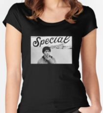 Special Orders Elliott Smith Women's Fitted Scoop T-Shirt