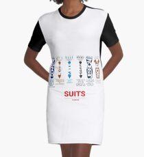 ANZÜGE | DIALOG - ANZÜGE FAMILIE T-Shirt Kleid