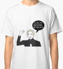 Not Well Classic T-Shirt