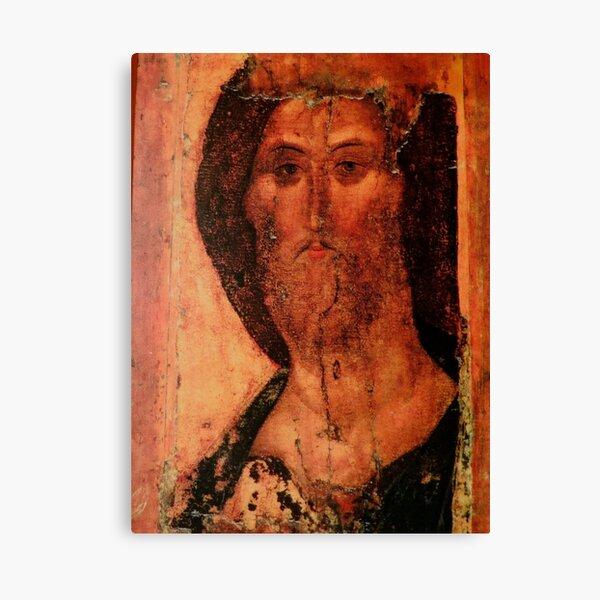 Christ as Savior  c1410 Canvas Print