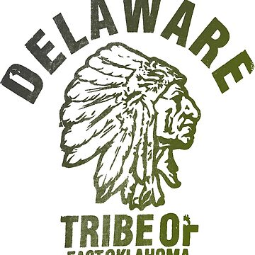 Delaware Tribe Oklahoma by 7owls