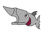 Anvilhed Fish  by Juhan Rodrik