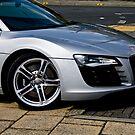 Audi R8 by Alan Rodmell