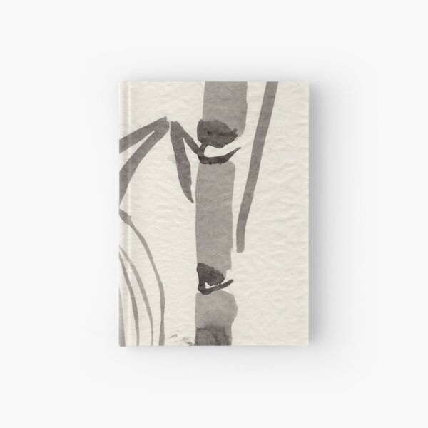 Bamboo & Blossoms Hardcover Journal