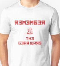 Soviet Style Gear Wars Propaganda T-Shirt