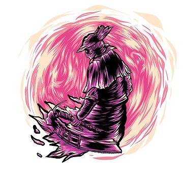 The Hunter  by ArcusVivit