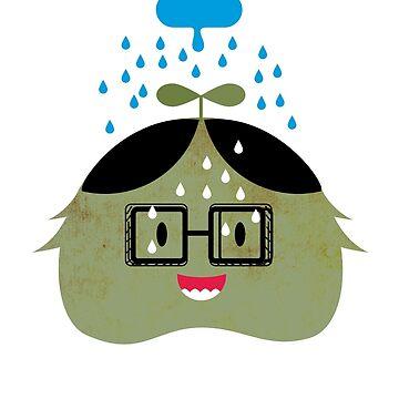 nerd by ecrimaga