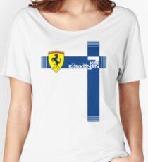 Kimi Raikkonen | Ferrari Women's Relaxed Fit T-Shirt