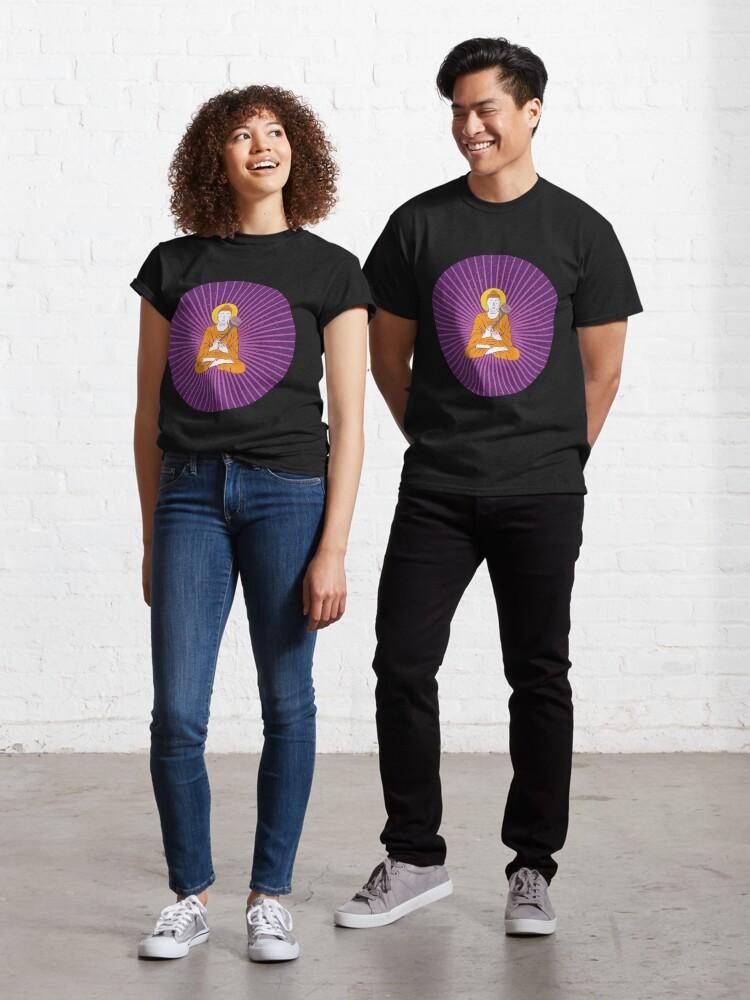 Urban Yoga T Shirt By Sicasimada Redbubble