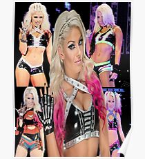 alexa bliss Poster