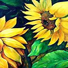 Sunflower by Something-Cosy