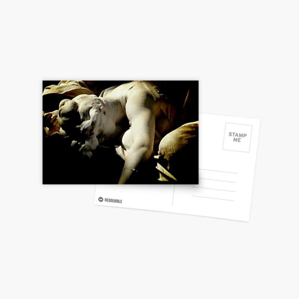 Chiaroscuro Postkarte
