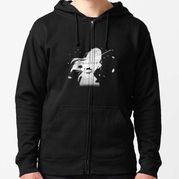 Your Lie Zipped Hoodie