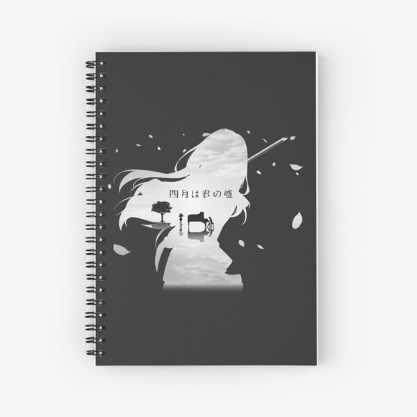 Your Lie Spiral Notebook