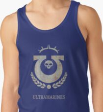 Ultramarines  Tank Top