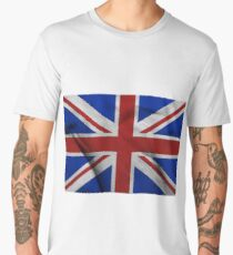 The flag of Great Britain Men's Premium T-Shirt