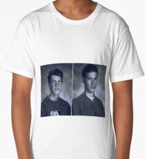 Dylan Klebold and Eric Harris Long T-Shirt