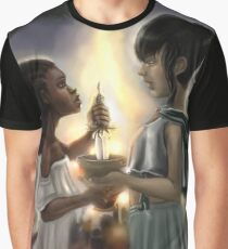 Chalice and Blade Graphic T-Shirt