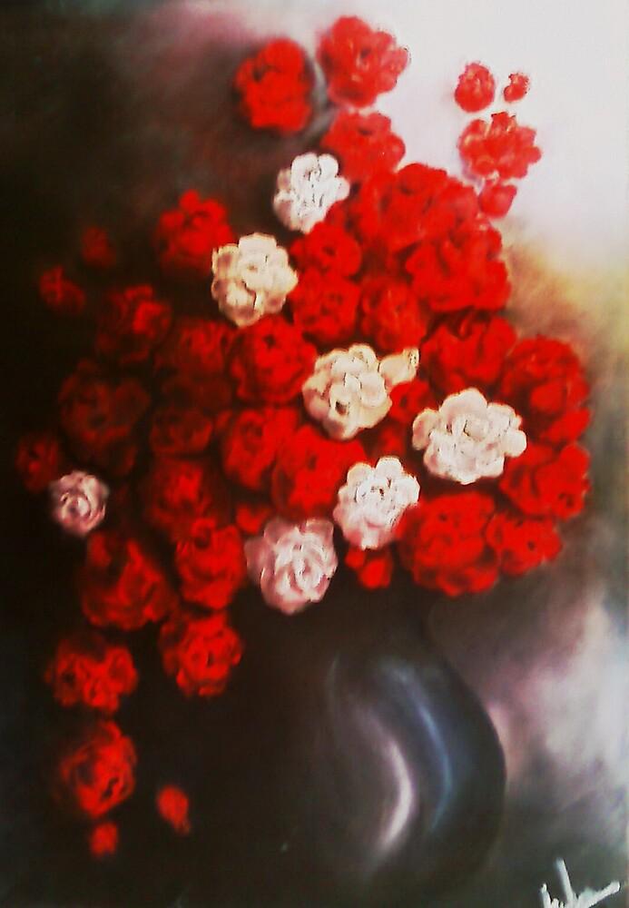 roses by hesham