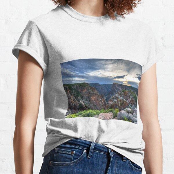 Black Canyon of the Gunnison Classic T-Shirt