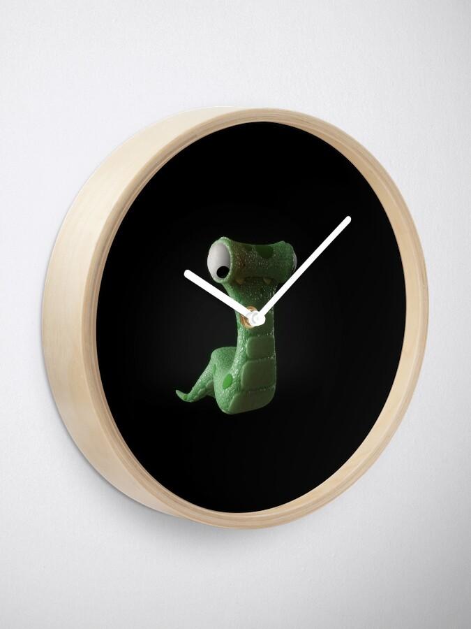 Alternate view of Guido Clock