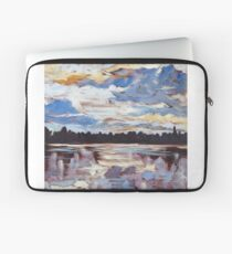 Algonquin Park Sunset Laptop Sleeve