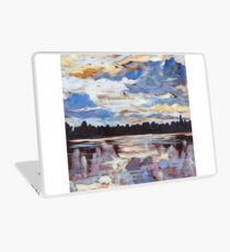 Algonquin Park Sunset Laptop Skin