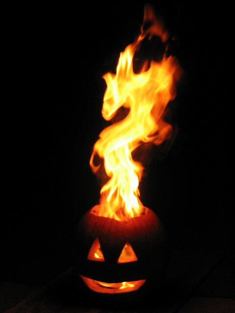 Dragon Jack-O-Lantern by Sarahjevo