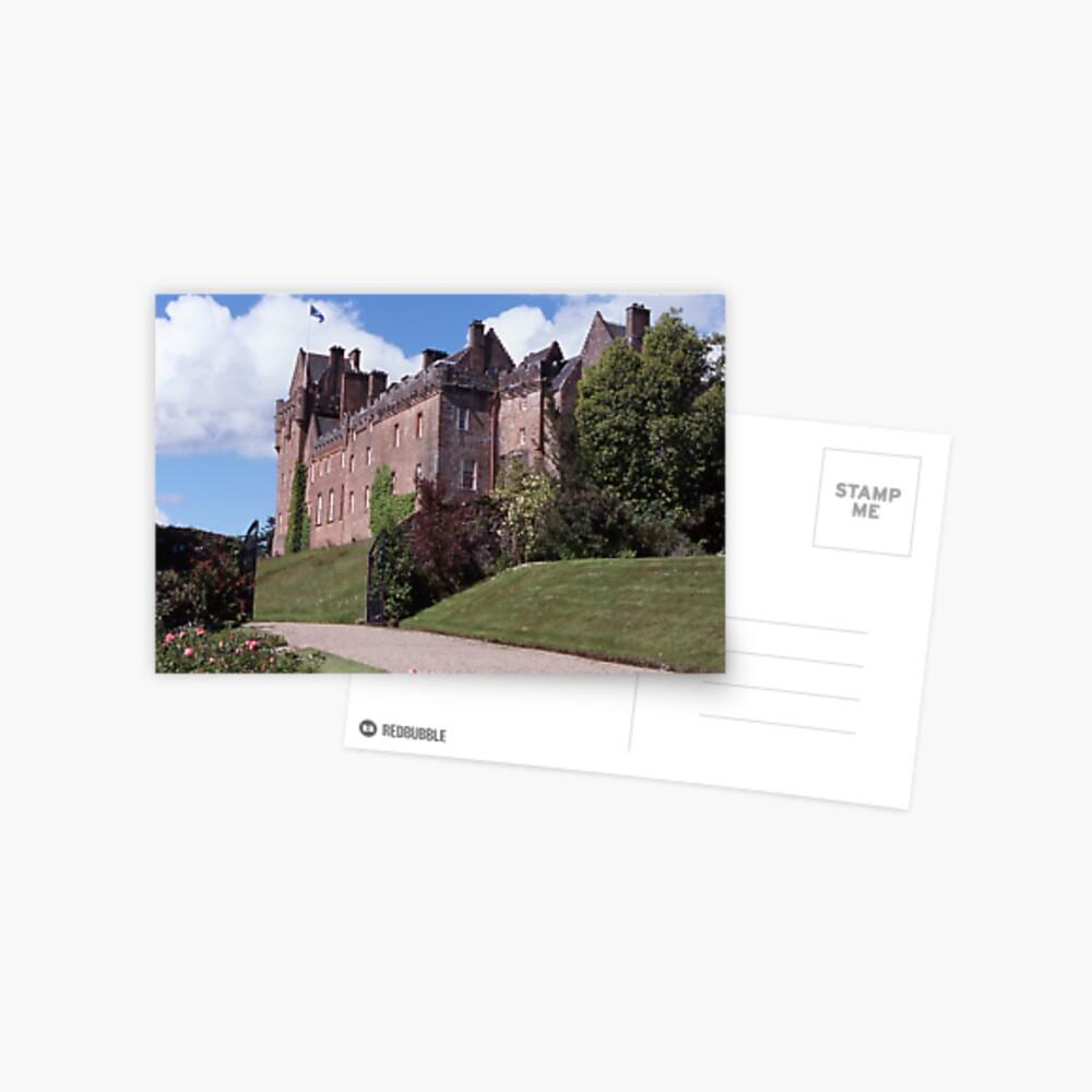 Brodick Castle Postcard