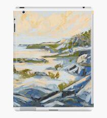 West Coast Rocks iPad Case/Skin
