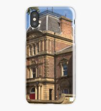 Liverpool streetscape iPhone Case/Skin