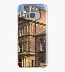 Liverpool streetscape Samsung Galaxy Case/Skin