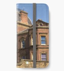 Liverpool streetscape iPhone Wallet/Case/Skin