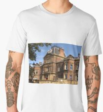Liverpool streetscape Men's Premium T-Shirt