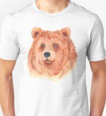 Boris the Brown Bear Unisex T-Shirt