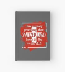 Great Things About Switzerland Hardcover Journal