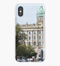 Streetscape - Belfast iPhone Case/Skin