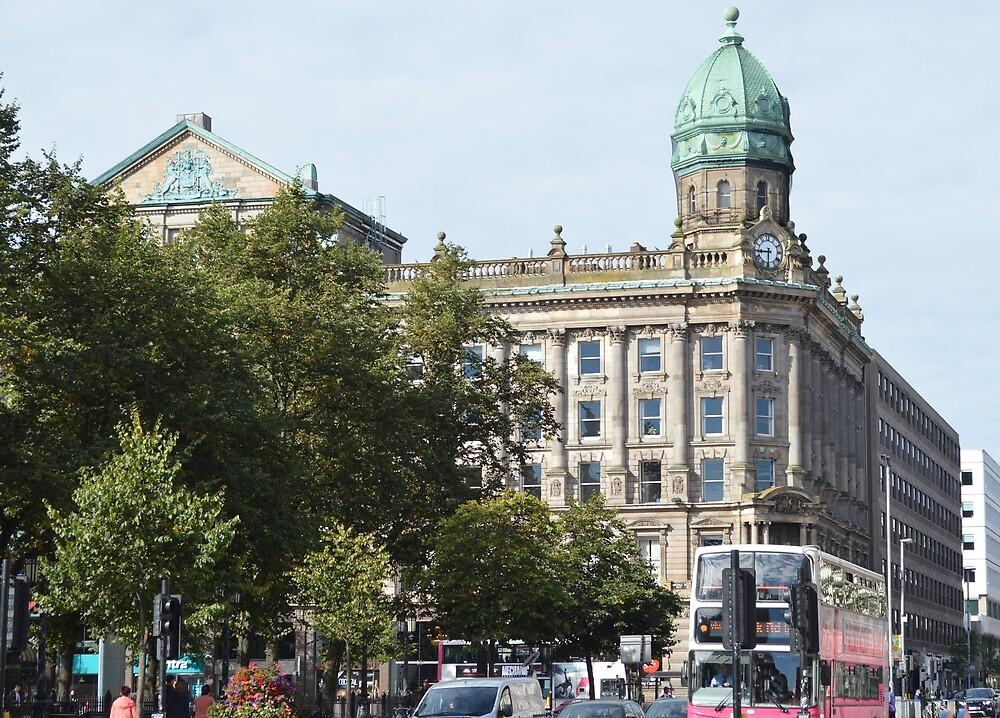 Streetscape - Belfast by Kerry LeBoutillier