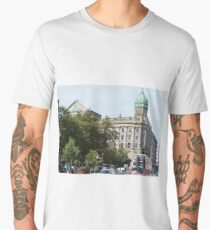 Streetscape - Belfast Men's Premium T-Shirt