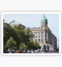 Streetscape - Belfast Sticker
