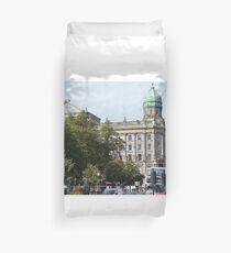 Streetscape - Belfast Duvet Cover