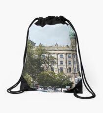 Streetscape - Belfast Drawstring Bag