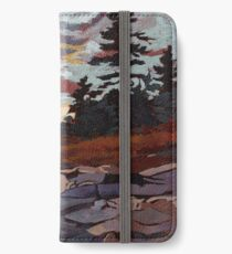 Purple Sunset iPhone Wallet/Case/Skin