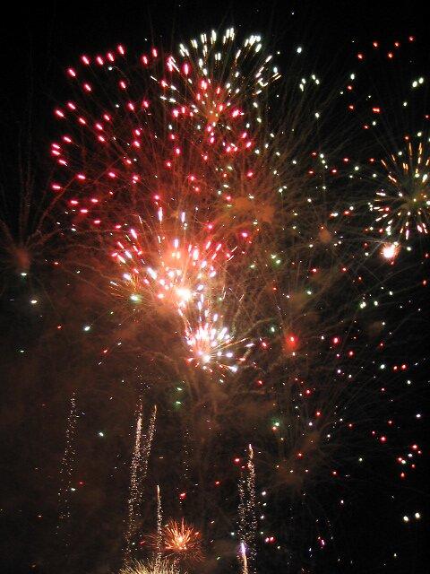 Fireworks by Sarahjevo