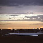 Concorde Incident,KSA Airport,Sydney,Australia 1989 by muz2142