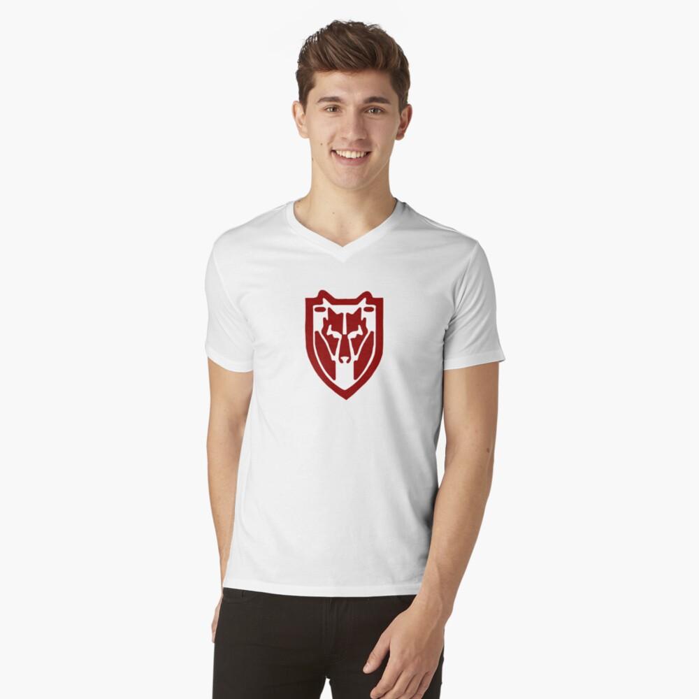 Solitude V-Neck T-Shirt
